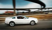 2011 Ford Mustang, side view , exterior, manufacturer