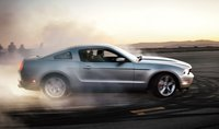 2011 Ford Mustang, side view , manufacturer, exterior