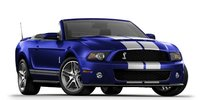 2011 Ford Shelby GT500 Convertible, 2011 Ford Shelby GT500 convertible , exterior, manufacturer