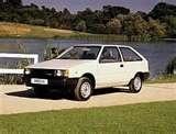 1988 Mitsubishi Precis Overview