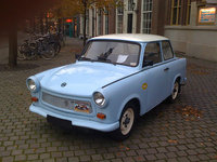 1963 Trabant 601 Overview