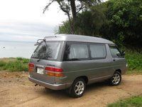 1997 Toyota Hiace, The van up north in Nago, exterior