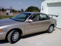 Picture of 2001 Buick Century Custom Sedan FWD, exterior, gallery_worthy