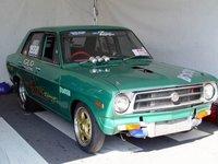 1974 Datsun 1200 Overview
