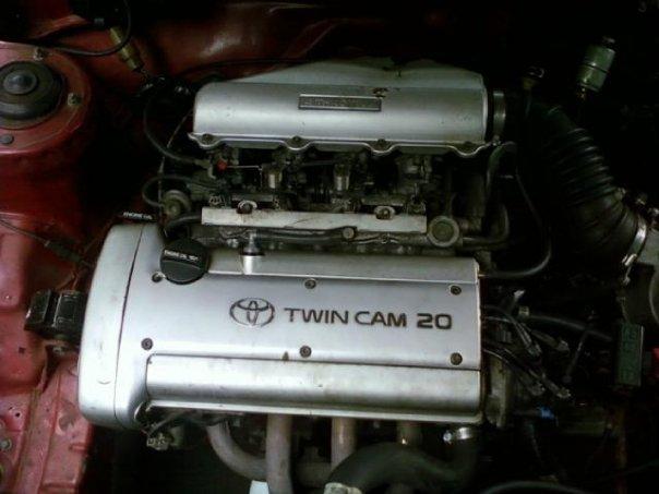 1988 Toyota Corolla - Pictures