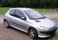 1998 Peugeot 206 Picture Gallery