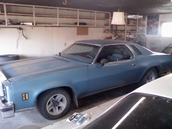 1976 Chevrolet Chevelle, 76 malibu 350, exterior, gallery_worthy