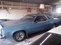 1976 Chevrolet Chevelle, 76 malibu 350, exterior