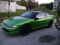 1994 Mitsubishi Eclipse GS Turbo, 1994 Mitsubishi Eclipse 2 Dr GS Turbo Hatchback picture, exterior
