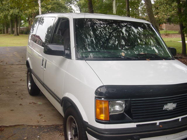Picture of 1994 Chevrolet Astro 3 Dr STD Passenger Van