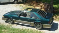 1991 Ford Mustang LX 5.0 Coupe, my baby, exterior