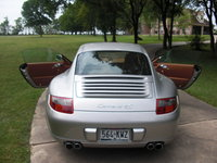 2006 Porsche 911 Carrera 4S AWD, Picture of 2006 Porsche 911 Carrera 4S, exterior