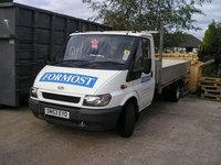 2003 Ford Transit Cargo Overview