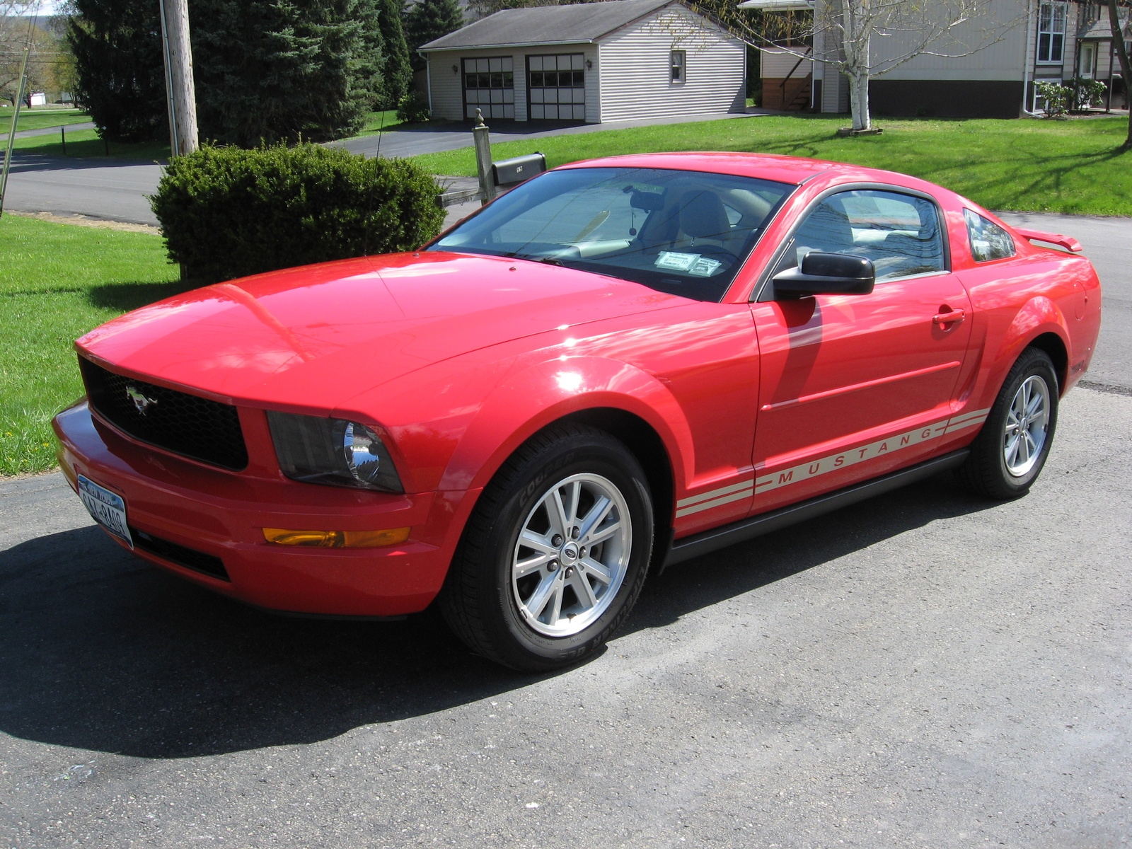 2006 Ford Mustang - Pictures