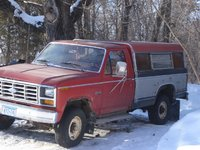 1983 Ford F-250, I like the paint job!, exterior
