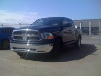 Picture of 2010 Dodge Ram 1500 SLT Quad Cab 4WD, exterior, gallery_worthy