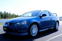 2005 Honda Integra Overview
