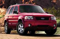 2007 Ford Escape Overview