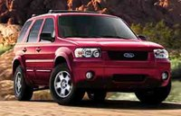 2007 Ford Escape Picture Gallery
