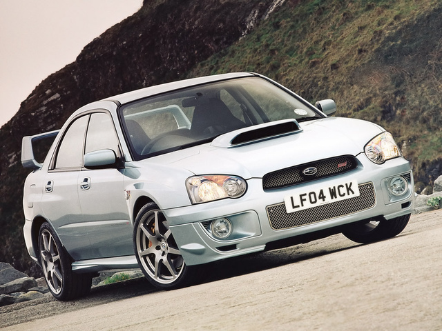 Picture of 2004 Subaru Impreza WRX STi Turbo AWD