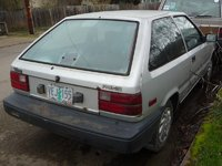 Picture of 1989 Mitsubishi Precis, exterior, gallery_worthy
