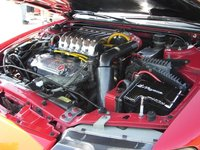 1997 Dodge Avenger 2 Dr ES Coupe, Engine Shot, May 09, engine