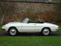 1968 Alfa Romeo Spider Overview