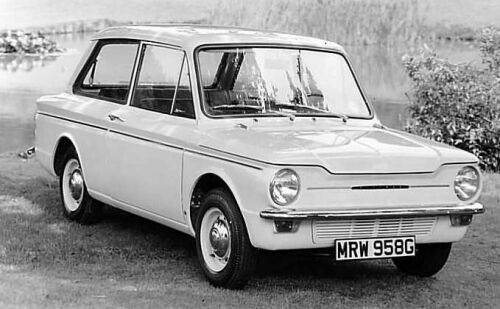 Picture of 1972 Hillman Imp