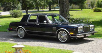 1980 Chrysler Le Baron Overview
