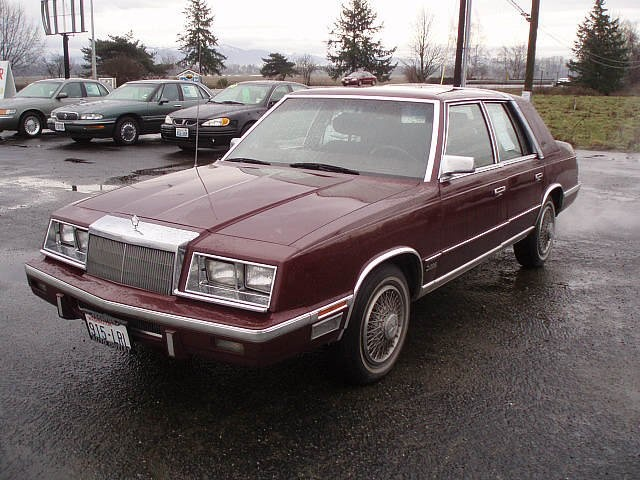 Picture of 1987 Chrysler New Yorker