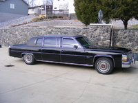 1980 Cadillac Fleetwood Overview