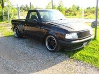1994 Ford Ranger, finished shot