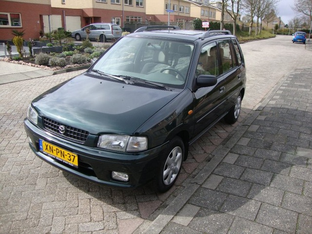 Picture of 1999 Mazda Demio, exterior, gallery_worthy