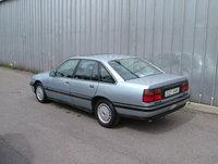 1988 Opel Senator Overview