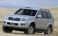 Picture of 2008 Toyota Land Cruiser Prado, exterior, gallery_worthy