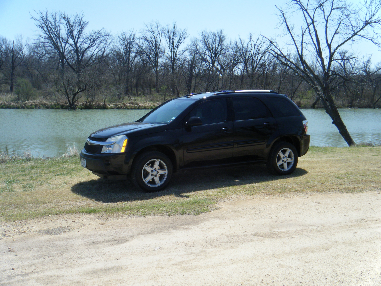 Chevrolet Equinox Questions How do I the water out