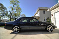 1994 Mercedes-Benz E-Class E320, 1994 Mercedes-Benz E320 Mercedes-Benz E320 Sedan picture, exterior
