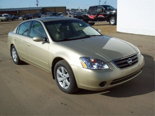 Picture of 2004 Nissan Altima 2.5 SL