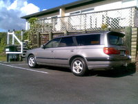 1997 Nissan Stagea Overview