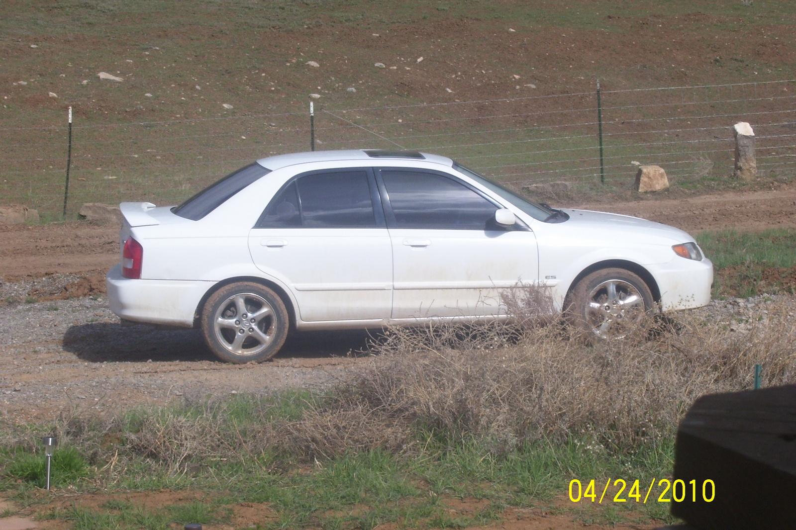 2002 Mazda Protege picture