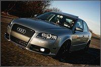 2005 Audi A4 2.0T quattro, Sex, exterior