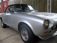 1976 FIAT 124 Spider Overview
