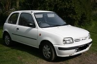 Picture of 1996 Nissan Micra, exterior