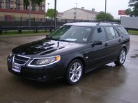 2007 Saab 9-5 SportCombi Picture Gallery