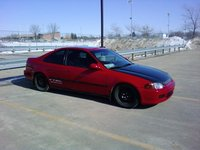 Picture of 1993 Honda Civic Coupe EX, exterior