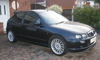 2002 MG ZR, Miss Her :(, exterior