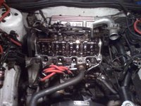 1989 Dodge Spirit, open heart surgery , engine