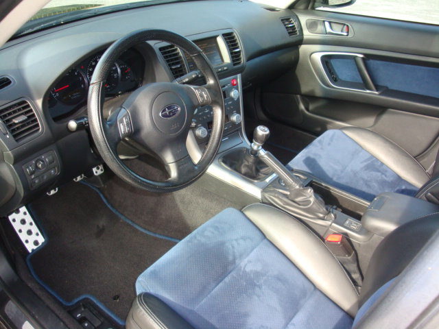2007 Subaru Legacy 2.5 GT Spec.B, and to think i wanted a lexus