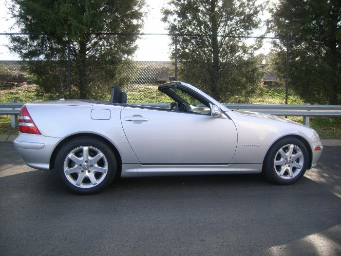 2003 mercedes benz slk class pictures cargurus for Mercedes benz slk230 kompressor