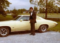 1973 Pontiac Grand Am, Oh man, what a sweet ride.  Wish I still had it., exterior, gallery_worthy
